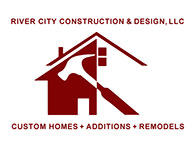 River City Construction & Design Logo