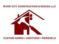 River City Construction & Design Logo