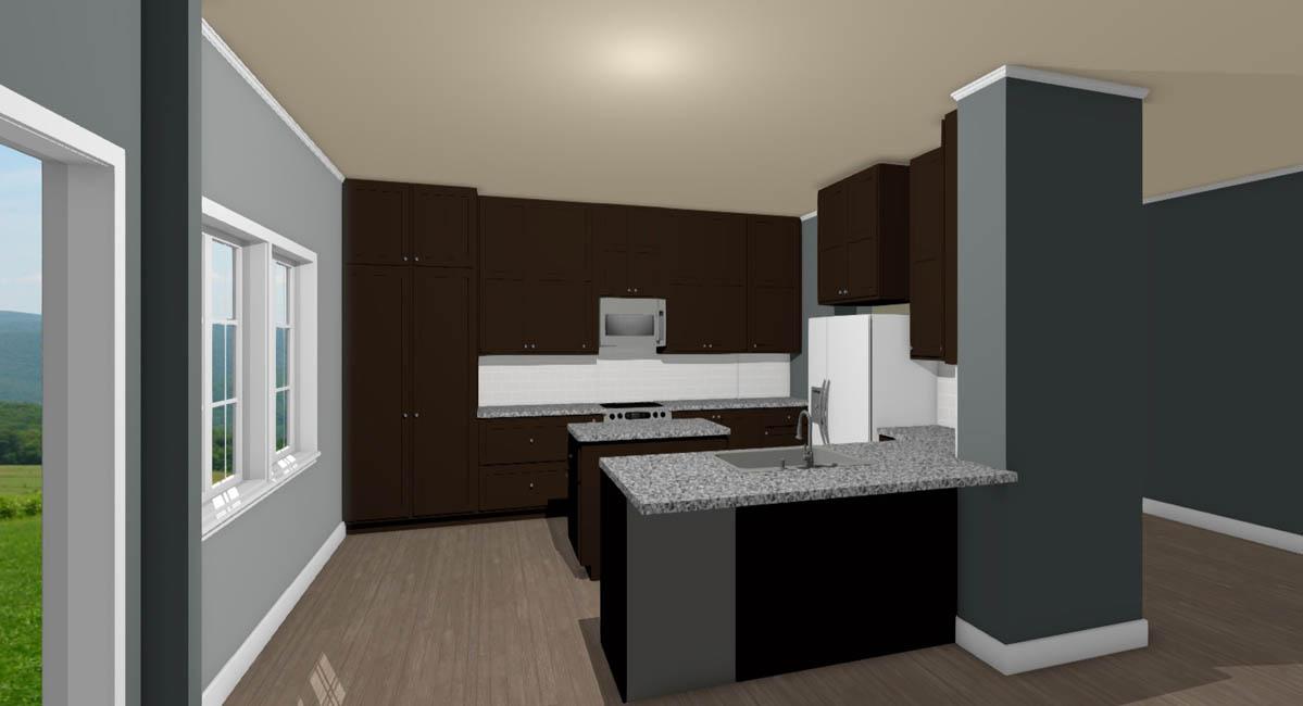 River City Construction & Design Jason Kitchen